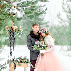 Wedding photographer Snezhana Vorobey (SnezKoVa). Photo of 26.01.2017