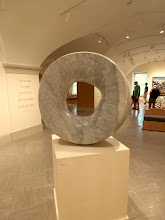 Photo: The Sun - a marble exhibition.