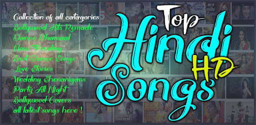 Top Hindi HD Songs - Apps on Google Play