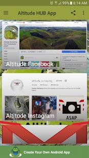Altitude HUB - náhled