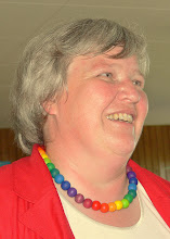 Photo: Sylvia Laumen - Member of the Peace Camp leaderteam