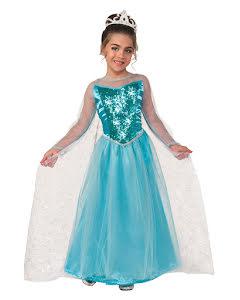 Prinsessklänning, Krystal