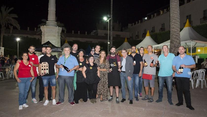 El Festival de la Cerveza Artesana ofrece más de 50 tipos producidos en Almería