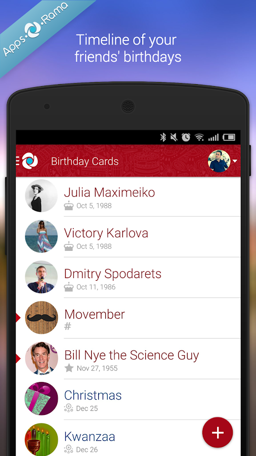 Free Birthday Cards Android Apps on Google Play – Facebook Birthday Cards