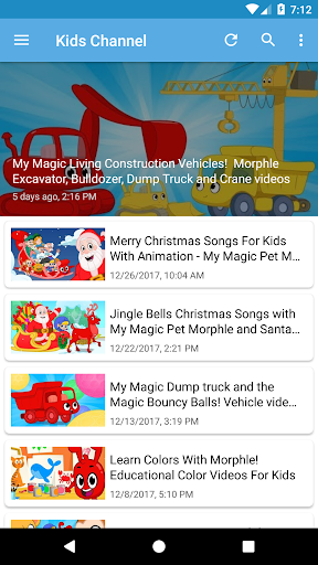 Kids Videos 1.3.1 screenshots 3
