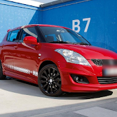 Jigsaw Puzzles Suzuki Swift