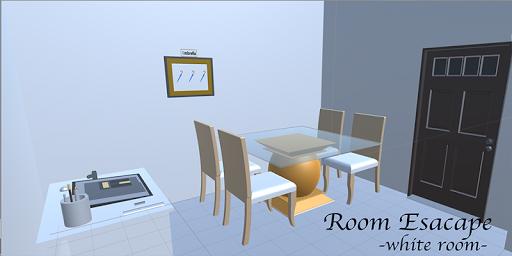 脱出ゲーム 白い部屋 Room Escape -white-