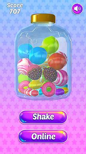 Candy Shake - screenshot