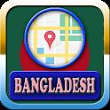 Bangladesh Maps and Direction icon