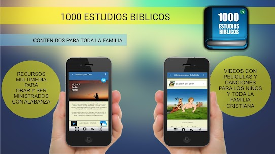 Descargar 1000 Estudios Biblicos para PC ✔️ (Windows 10/8/7 o Mac) 5