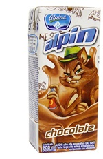 Leche Alpin Chocolate  200Ml