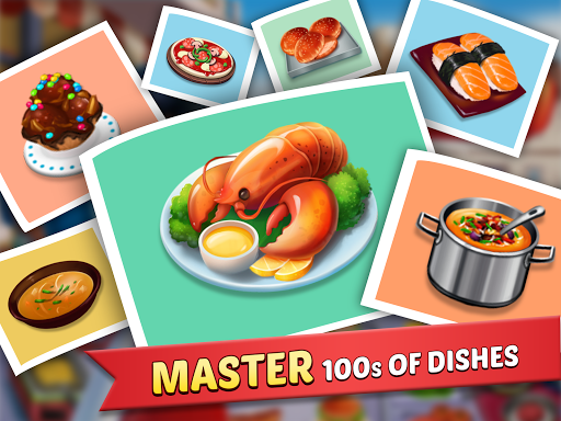 Kitchen Craze: Madness of Free Cooking Games City  screenshots 23
