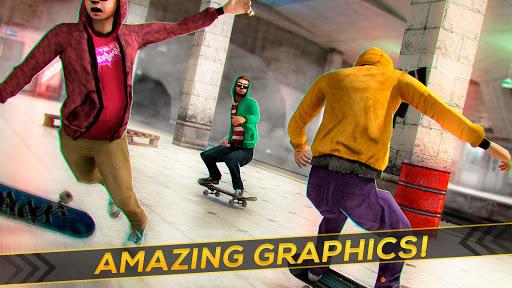 Amazing Skateboarding Game! 1.6.0 screenshots 8