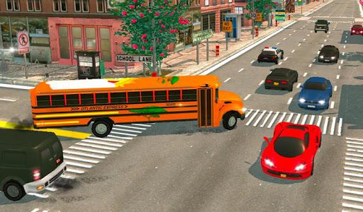SMA Bus Driving 3D 1.2.9 screenshots 17