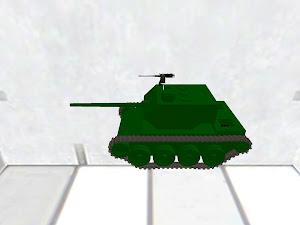 近代風戦車