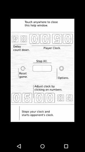CG Chess Clock