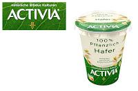 Angebot für ACTIVIA 100% Pflanzlich                                               Hafer im Supermarkt - Activia