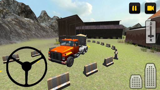 Farm Truck 3D: Forage