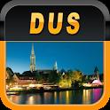 Dusseldorf Offline Map Guide icon