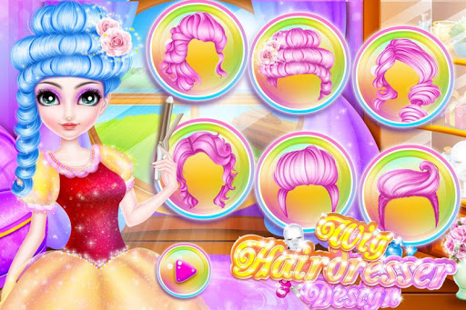 Hair Design Salon Apk Download 13