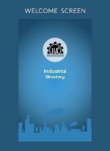 IIA Industrial directory- screenshot thumbnail