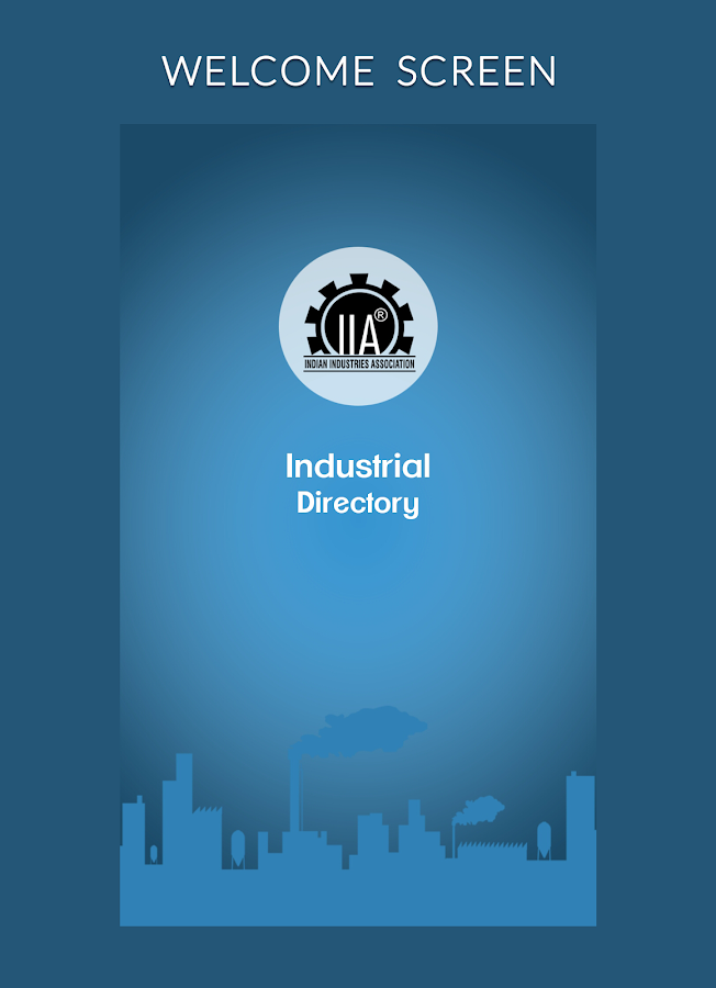 IIA Industrial directory- screenshot