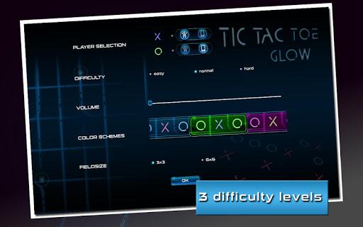 Tic Tac Toe Glow  screenshots 6