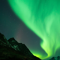 live wallpaper aurora borealis icon