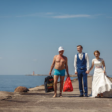 Wedding photographer Maris Kiselev (marimoart). Photo of 28.08.2015