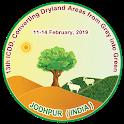 13th ICDD icon