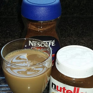 Nutella Iced Mochacchino