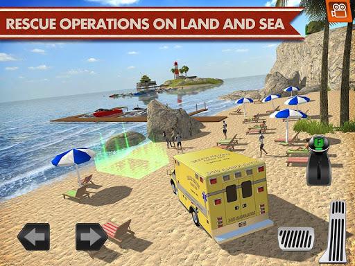 Coast Guard: Beach Rescue Team 1.3.0 screenshots 12