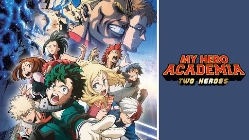 My Hero Academia Two Heroes Youtube