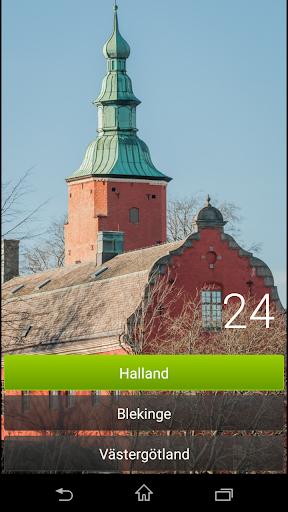 Geography Quiz: Sverige
