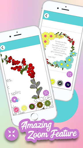 Bible Coloring - Bible Color by Number, Bible Game 20.0 screenshots 4