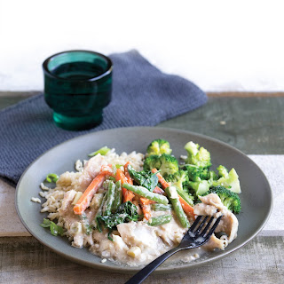 Healthy Fish And Rice Recipes.