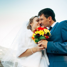 Wedding photographer Ekaterina Kozyrenko (katrusya31). Photo of 12.12.2015