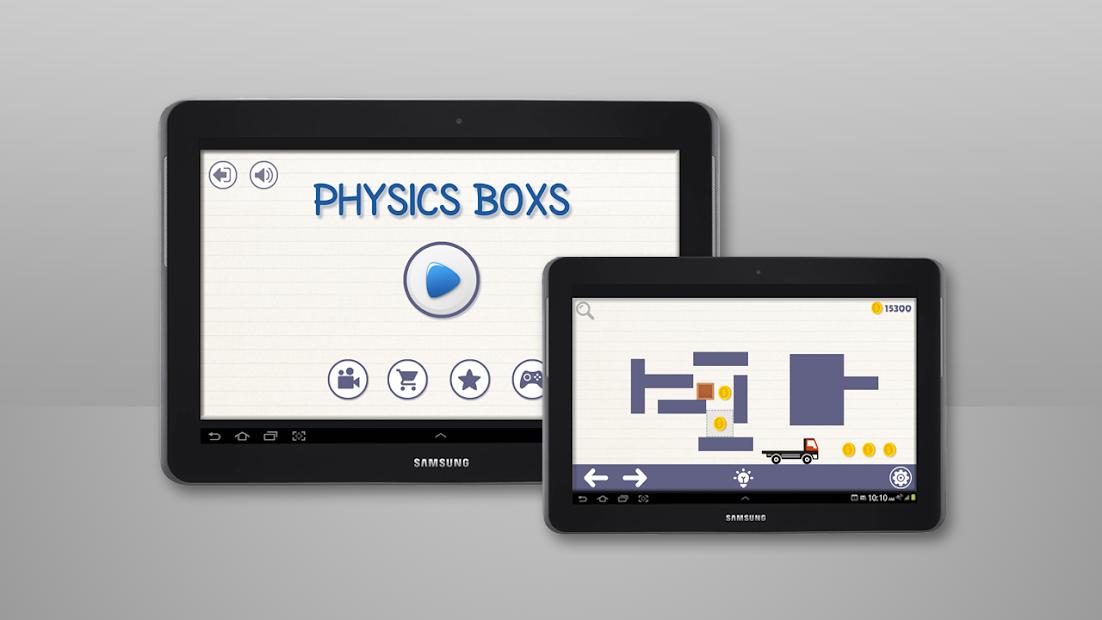 Brain On Physics Boxs Puzzles screenshot 4