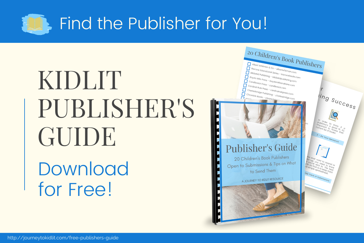 Free Publishers Guide