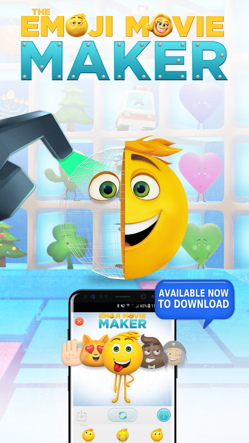 The Emoji Movie Stickers- screenshot