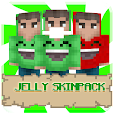 JELLY Skins Pack for Minecraft icon