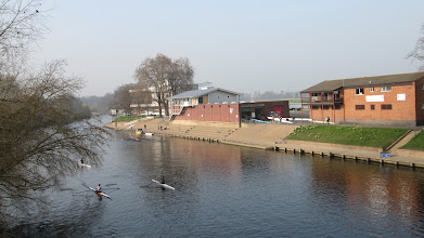 Photo: Boating club, Worcester