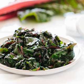 Garlic Sautéed Swiss Chard.