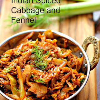Fennel Bulb Indian Recipes