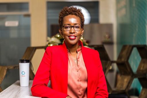 Rose Muturi, Chief Digital Officer at HF Group.