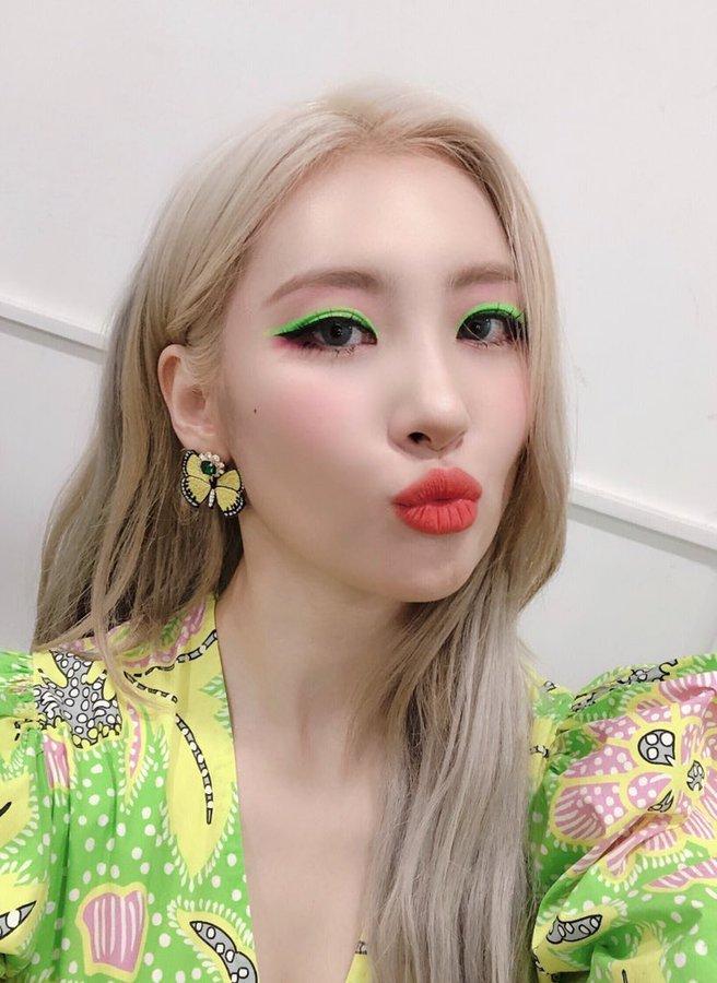 sunmi makeup 18