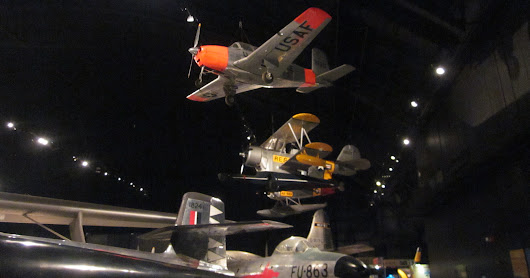 2015-08-05: U.S. Air Force Museum, Trip 2, Dayton, OH