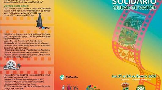 El Ayuntamiento de Viator pone en marcha la 'I Semana de Cine Solidario'