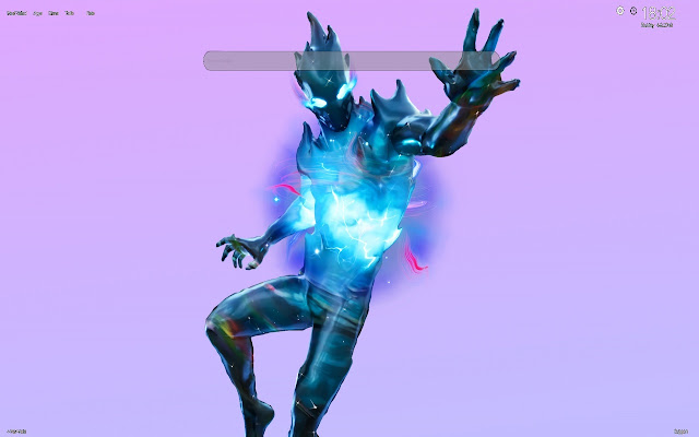 Zero Fortnite Skin Wallpapers Tab