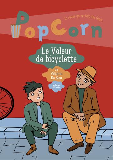 PopCorn revue cinéma éditions du maïs soufflé enfants n°22